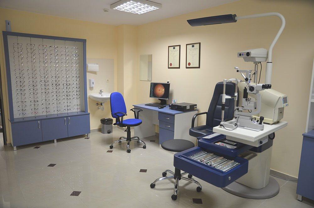 Очен център Смолян